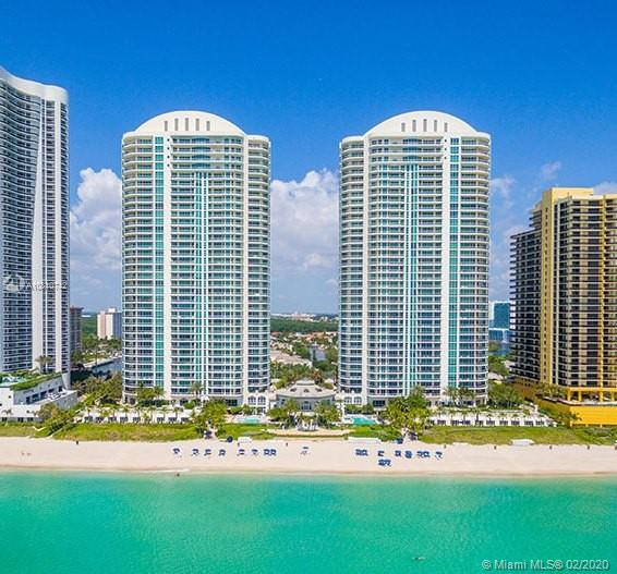 """BEST DEAL IN TURNBERRY OCEAN COLONY.  LUXURY UNIT IN  THE MOST PRESTIGIOUS BUILDING IN SUNNY ISLES BEACH. DIRECT OCEAN AND INTRACOASTAL VIEWS.  FEATURES SNAIDERO KITCHEN WITH THE TOP OF THE LINE GAGENAU APPLIANCES, PRIVATE ELEVATOR FOYER, HIGH 10"""" CEILING, CUSTOM BUILT CLOSETS. 5 STARS AMENITIES: BEACH SERVICE, WORLD CLASS SPA, FITNESS CENTER,BEACH BAR AND AMAZING RESTAURANT, CONCIERGE SERVICE, MEETING ROOM, CARD ROOM, BILLIARDS, KIDS PLAY ROOM, COMPLIMENTARY VALET SERVICE."""