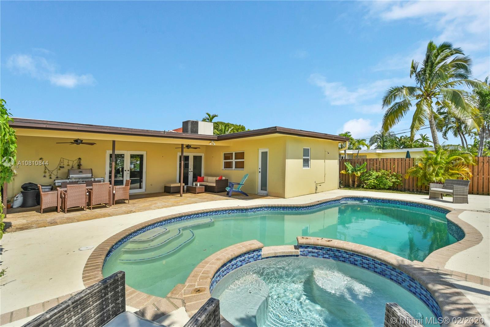 1308  Funston St  For Sale A10810844, FL