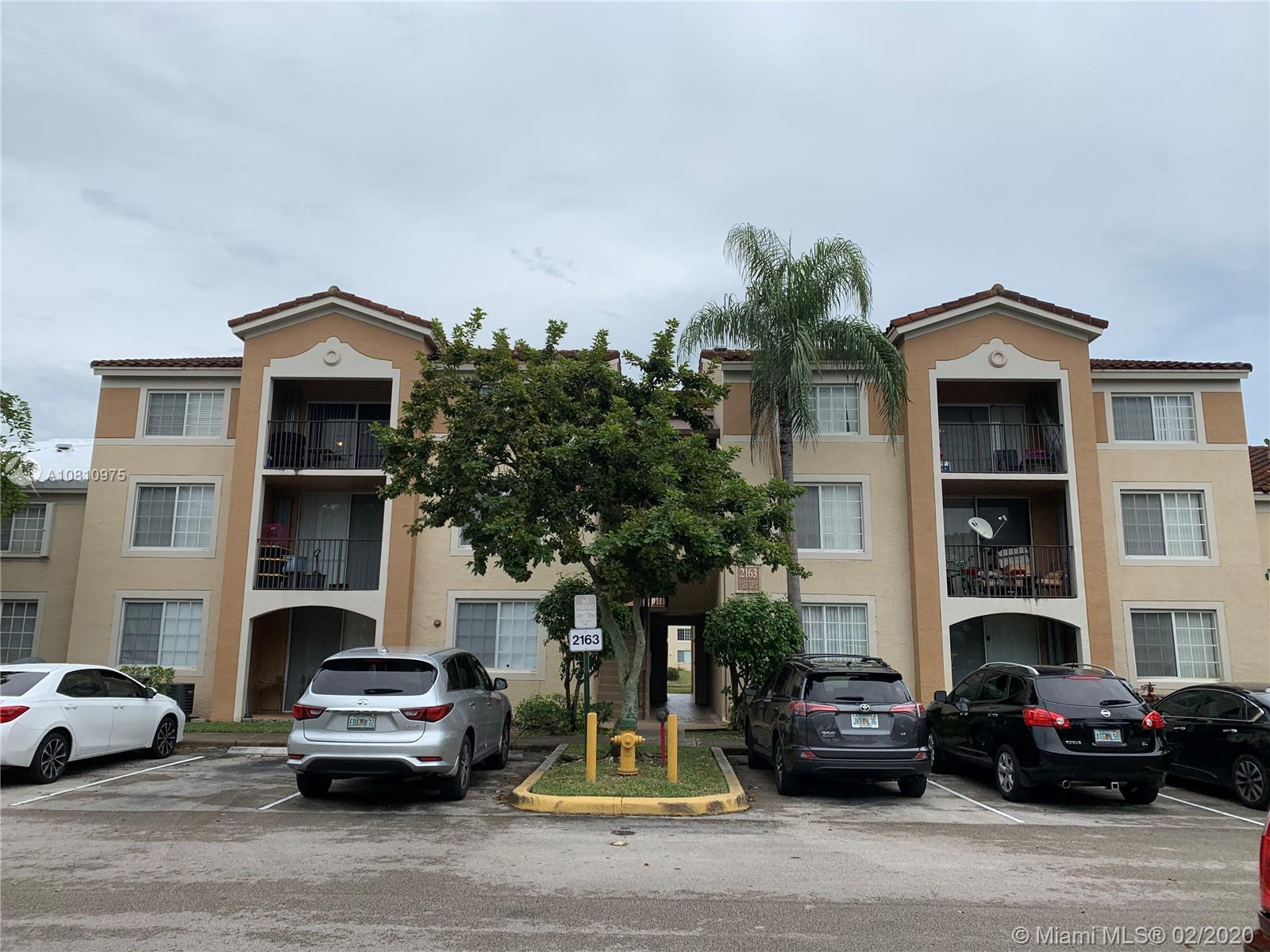 2163  Renaissance Blvd #306 For Sale A10810975, FL
