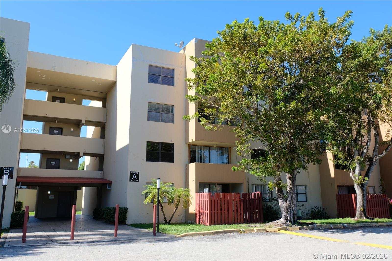 8000 SW 149th Ave #A205 For Sale A10811025, FL