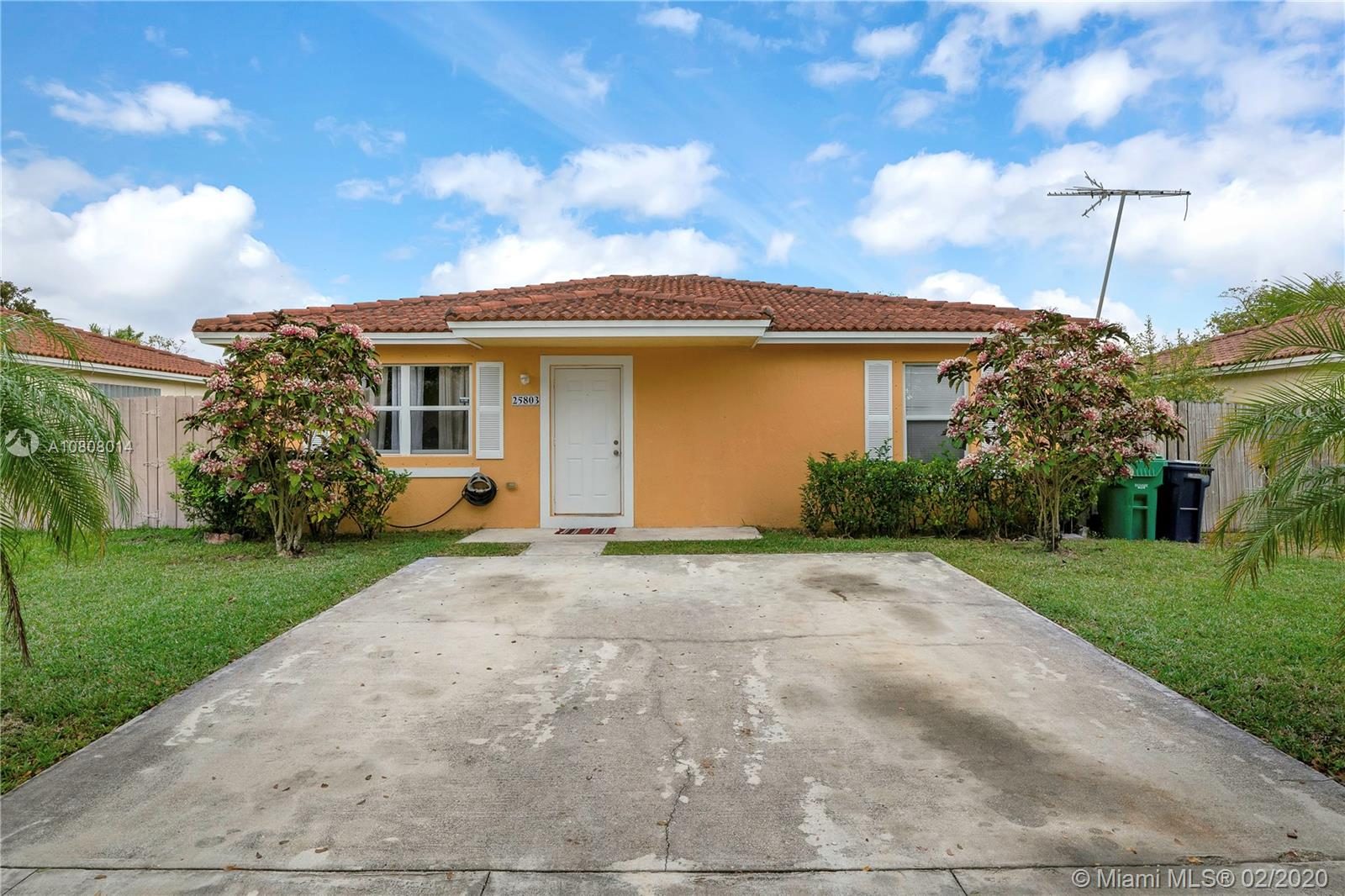 25803 SW 128th Ave  For Sale A10808014, FL