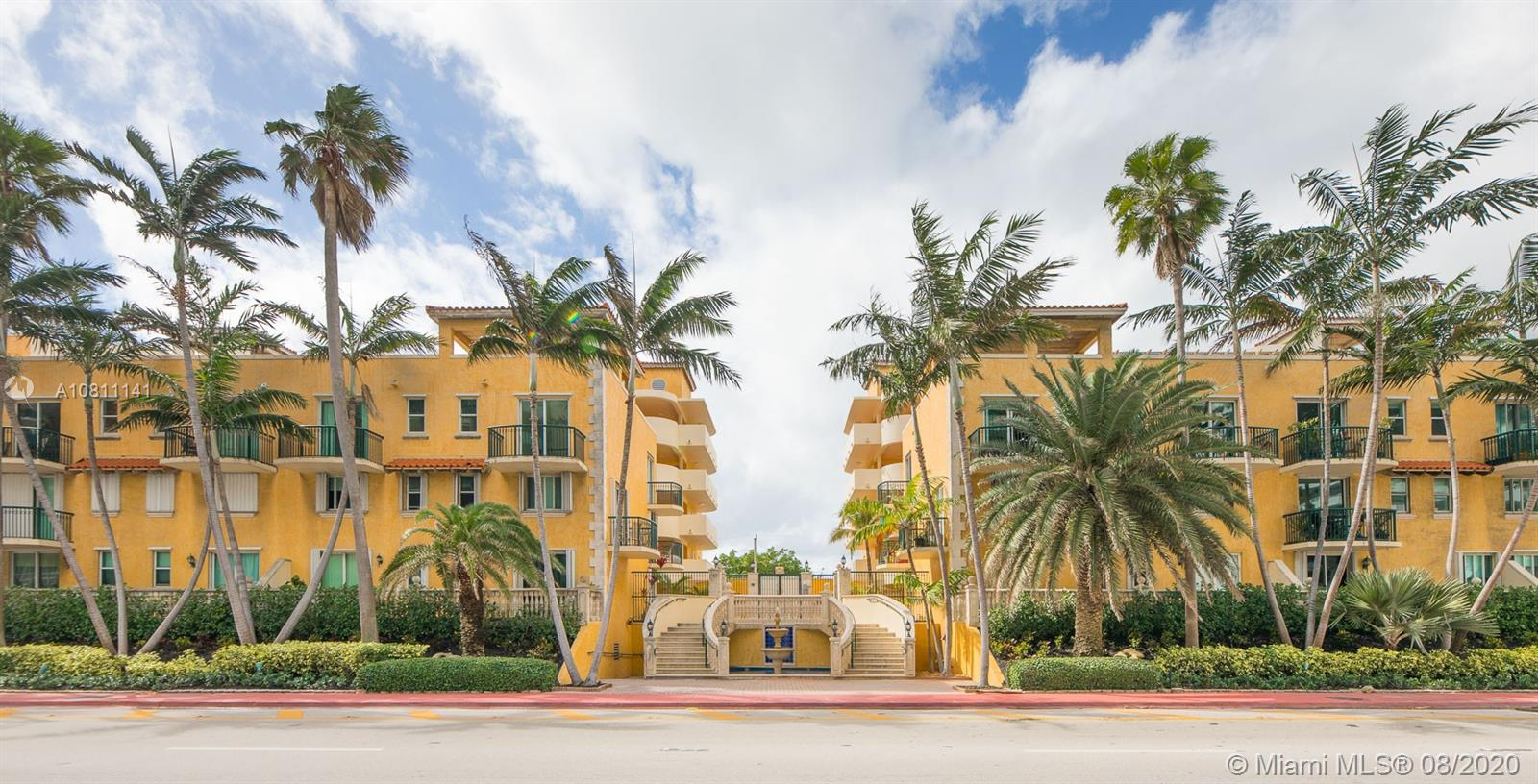 8888  Collins Ave #105 For Sale A10811141, FL