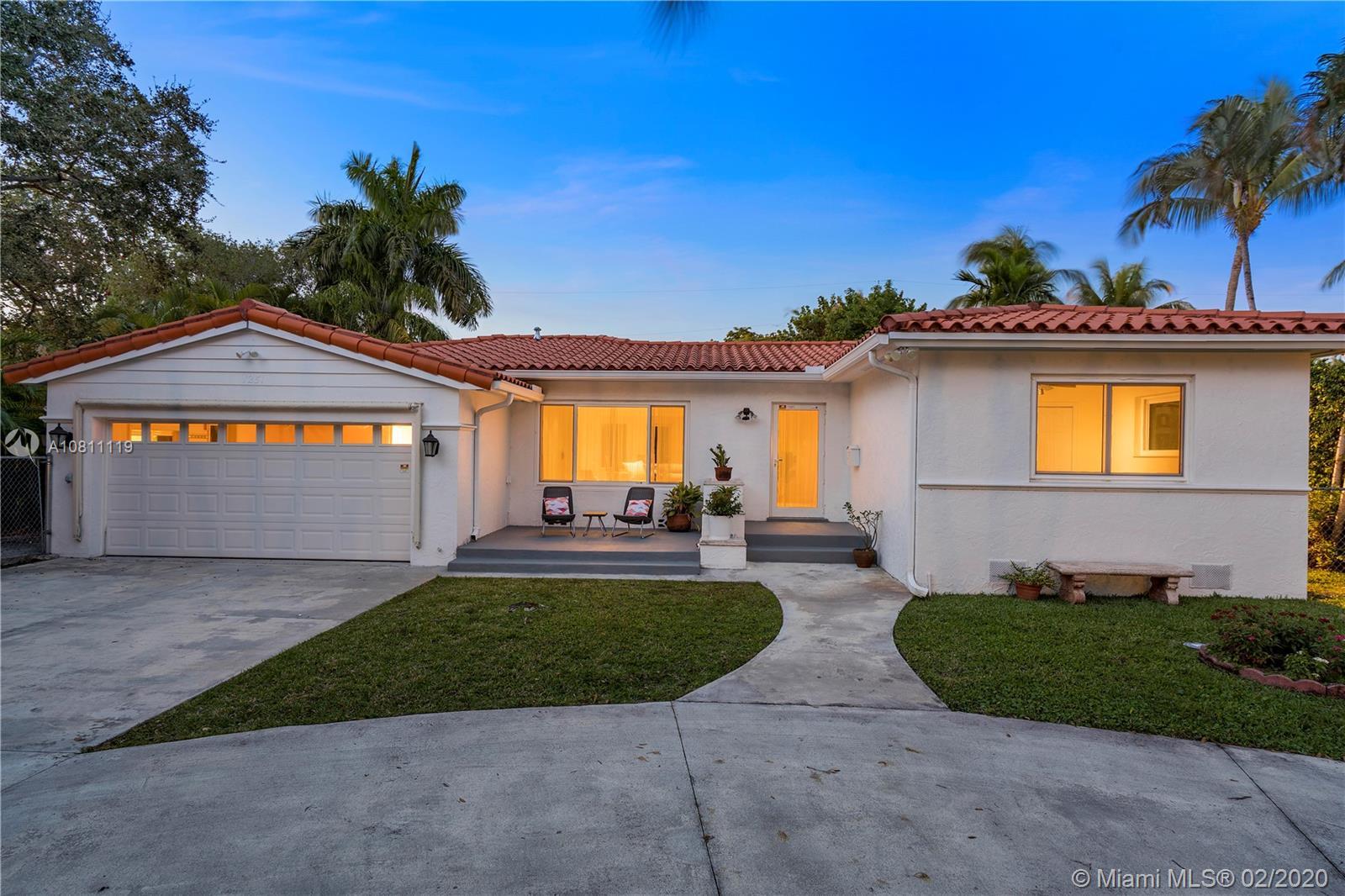 1251 NE 94th St  For Sale A10811119, FL