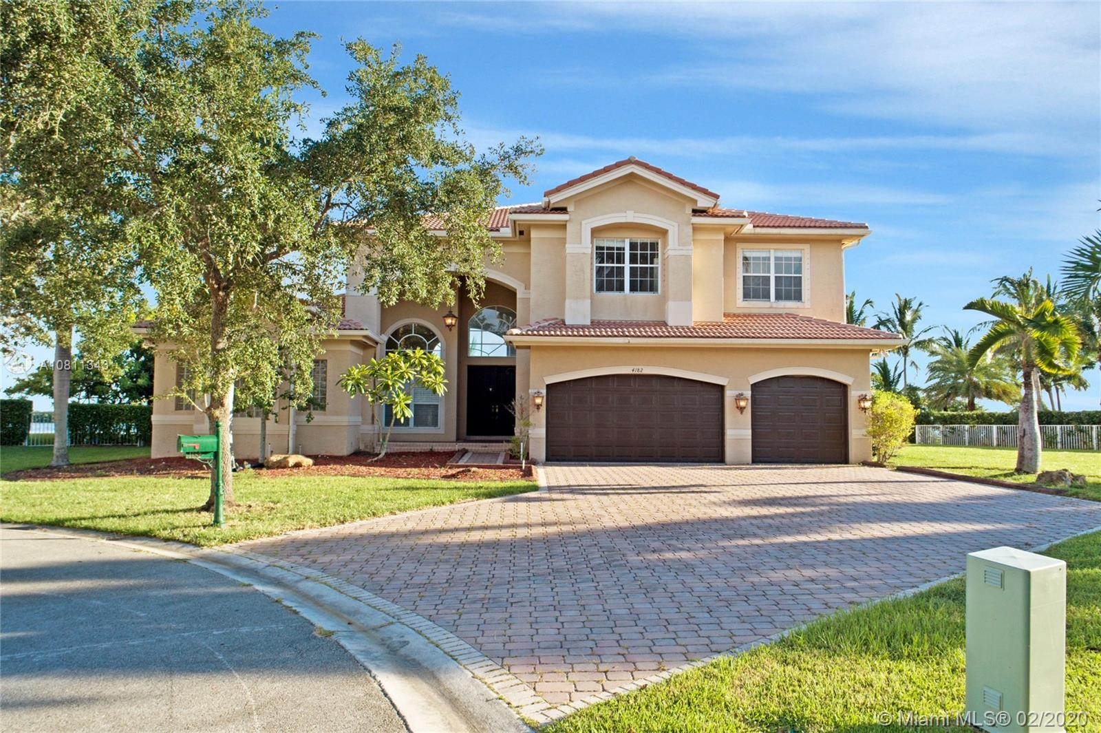 4182 SW 188th Ave  For Sale A10811343, FL