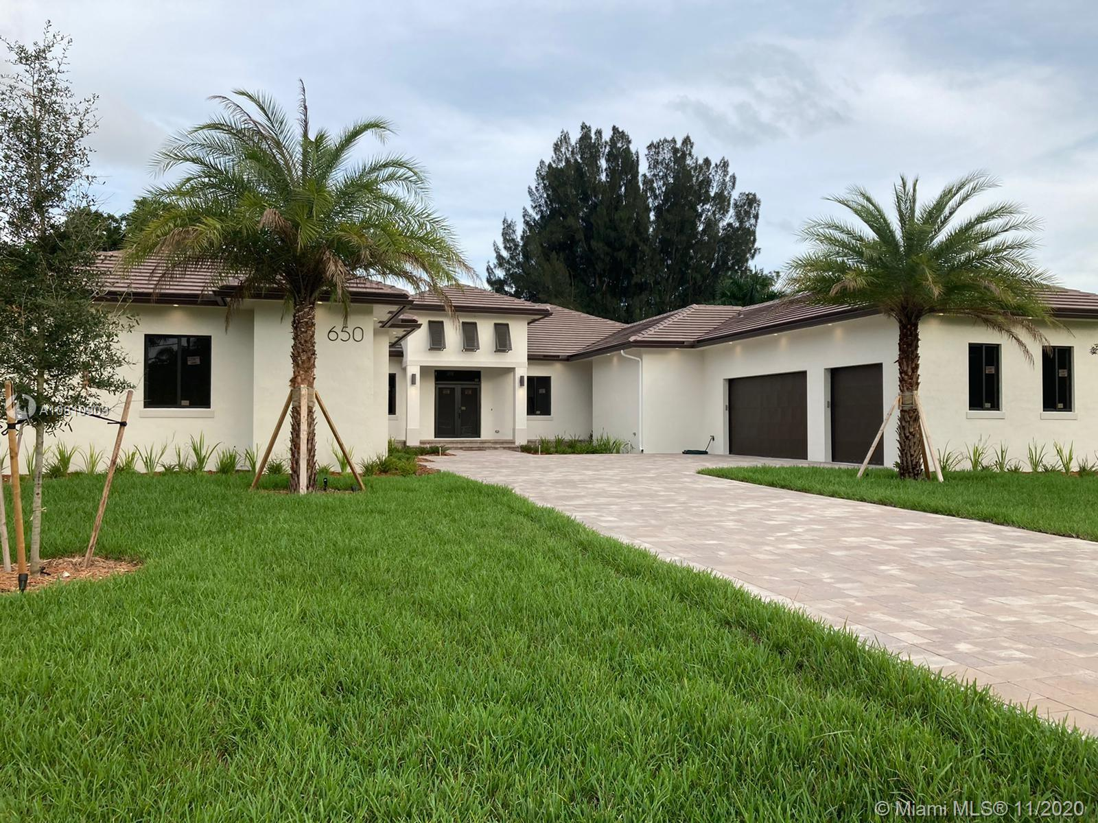 650 NW 118th Ave  For Sale A10810909, FL