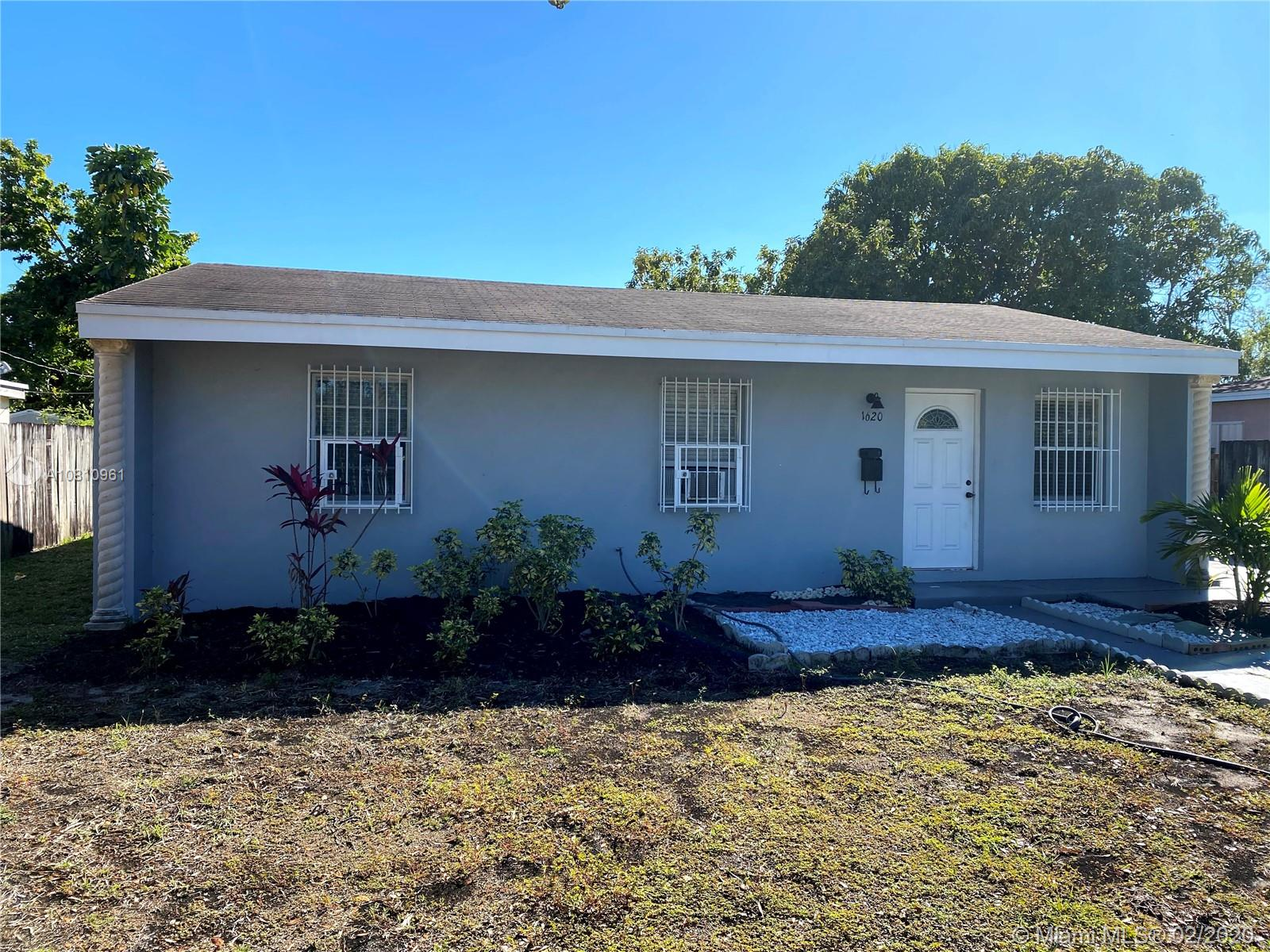 1620 NW 125th St  For Sale A10810961, FL