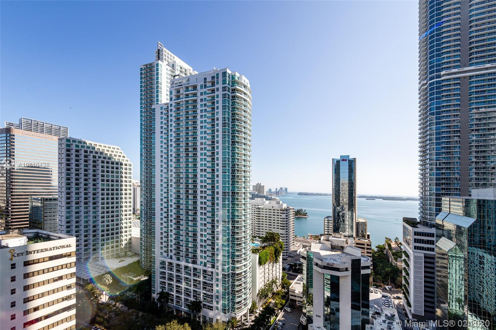 1010  Brickell Ave #2502 For Sale A10810438, FL