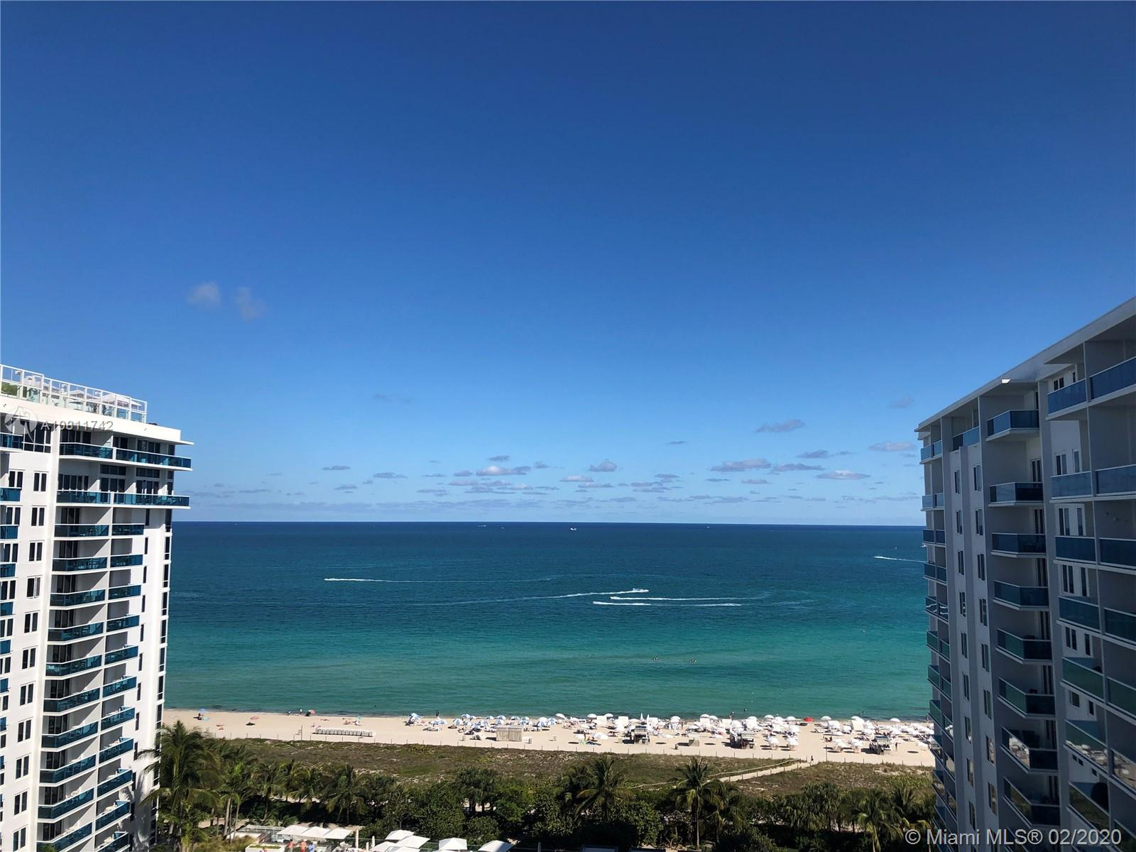 2301  Collins Ave #1525 For Sale A10811742, FL