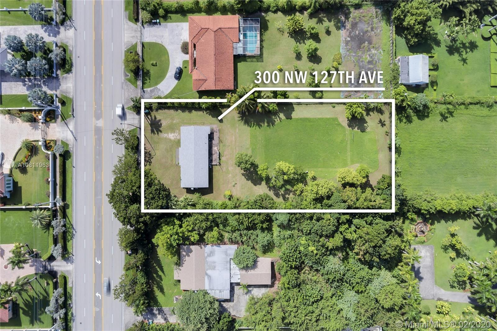 300 NW 127th Ave  For Sale A10811963, FL
