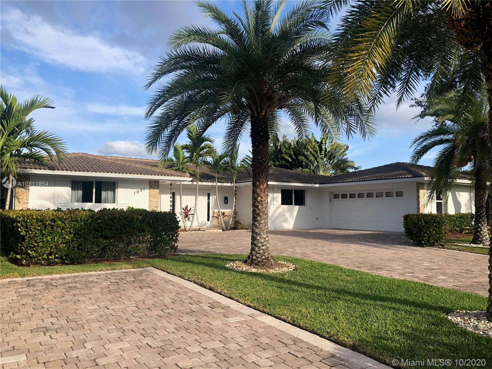 1001  Diplomat Pkwy  For Sale A10811954, FL