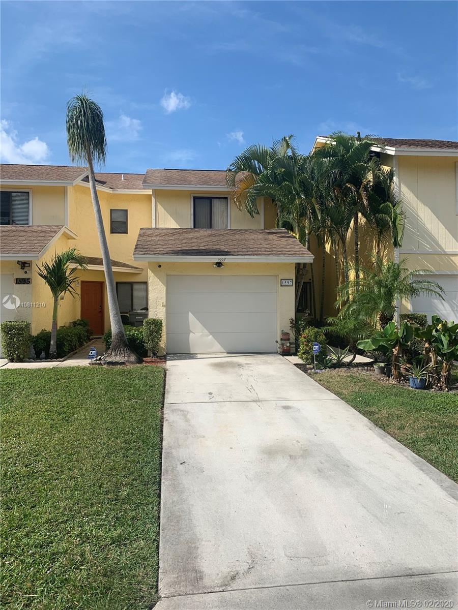 1597  Woodbridge Lakes Cir  For Sale A10811210, FL