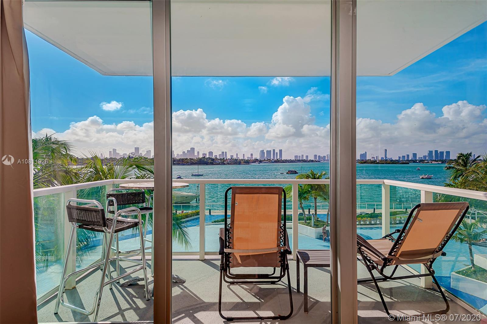 1000  West Ave #314 For Sale A10811926, FL