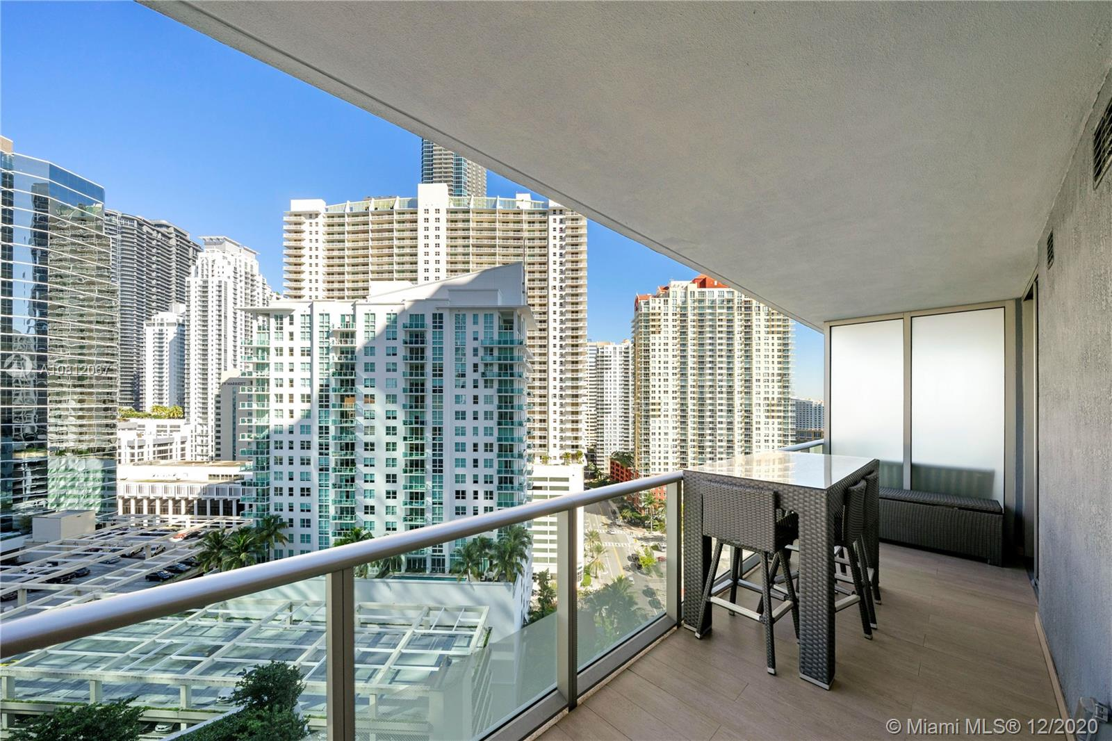 1300  Brickell Bay Dr #1811 For Sale A10812067, FL