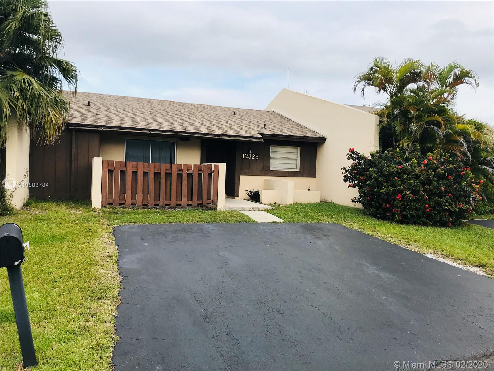 12325 SW 112th Ter  For Sale A10808784, FL