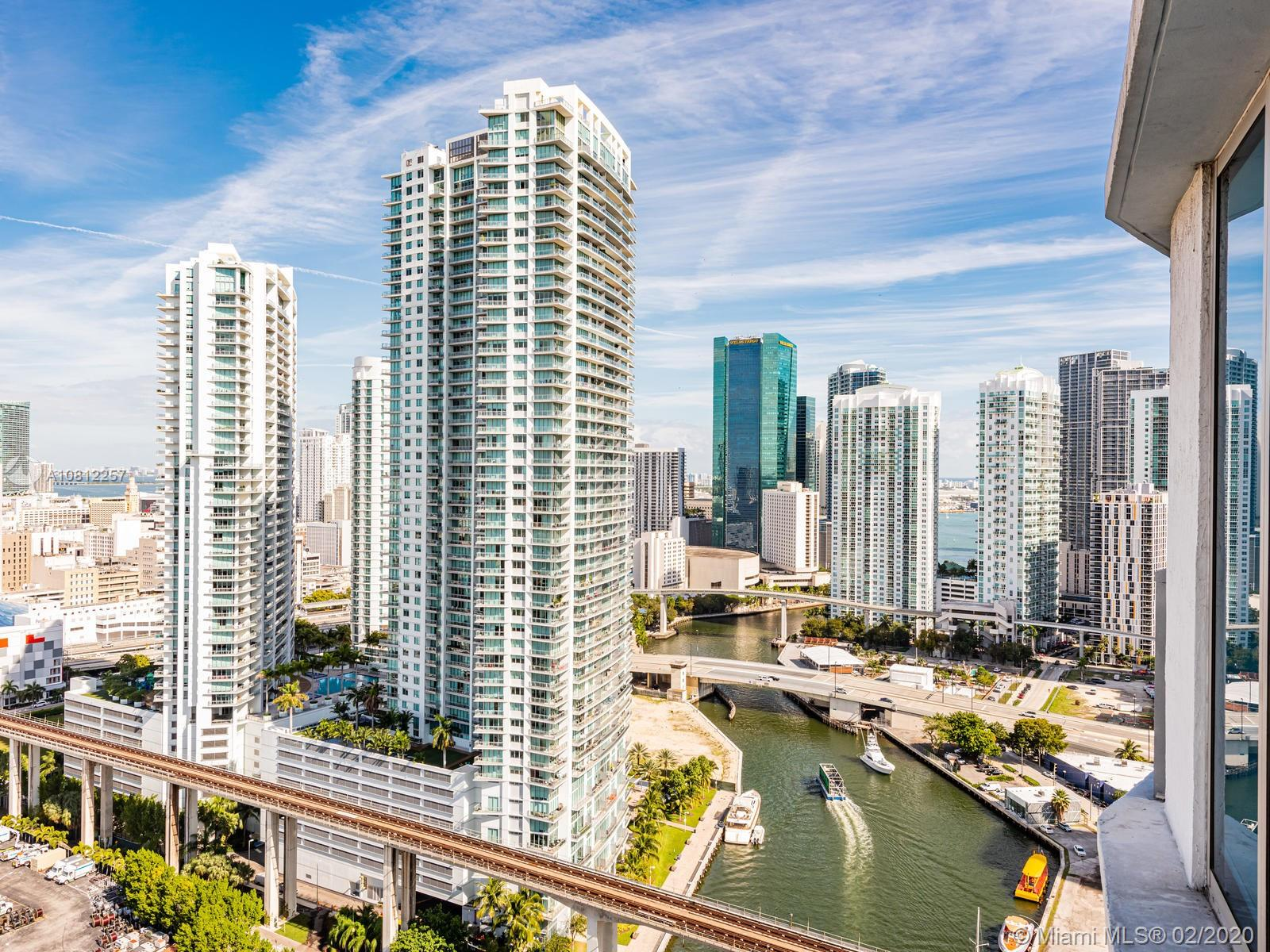 185 SW 7th St #2909 For Sale A10812257, FL