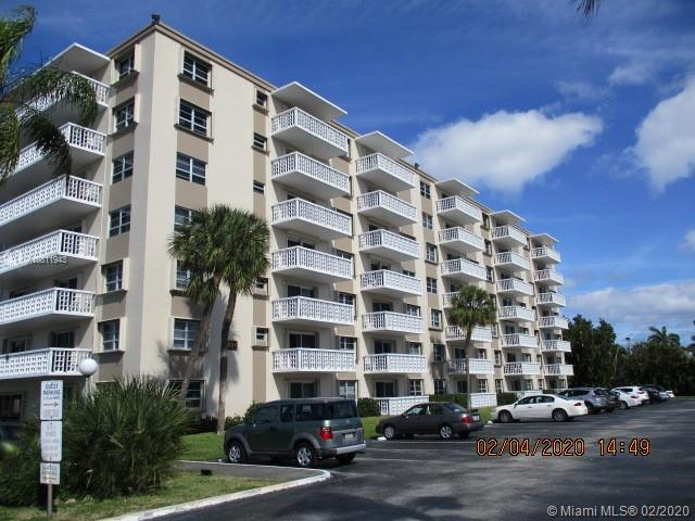 Fantastic opportunity at a great price for this 1BR/1BA unit with tile throughout, impact windows and a large balcony. Located in an incredibly maintained, secure building with low HOA fees and a phenomenal location. Close to shopping, gym, and entertainment. Right in the heart of everything, yet still private and quiet enough to enjoy your view from the balcony. This property is a Reverse Mortgage Property and the transaction is governed by HUD Guidelines for offers, price reductions and repairs. The Seller does not pay for Owner's policy, transfer fees or recording fees. Utilities are not on at the property, as per HUD guidelines. MLS info deemed reliable but not guaranteed and should be verified.