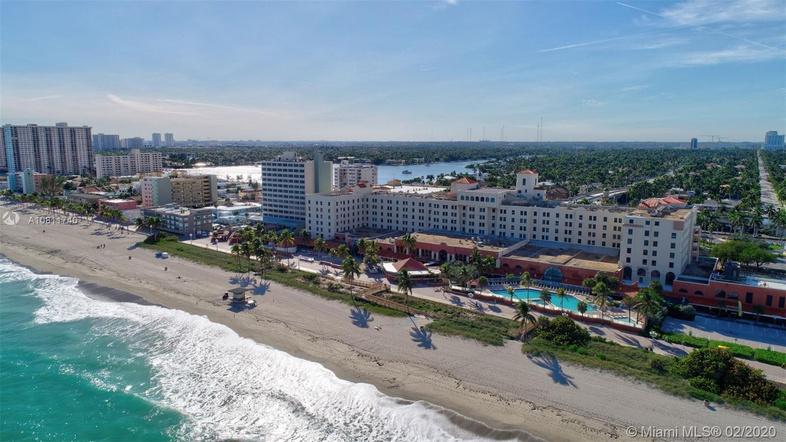 101 N Ocean Dr #777 For Sale A10811740, FL