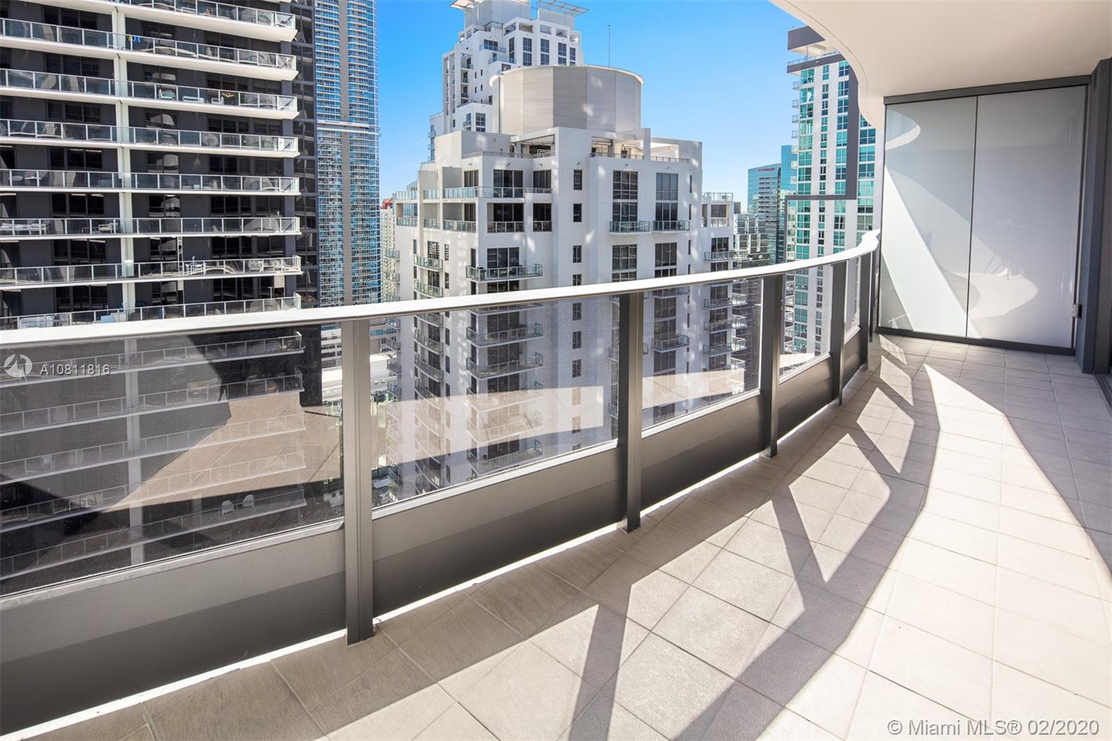 1000  Brickell Plaza #3605 For Sale A10811816, FL