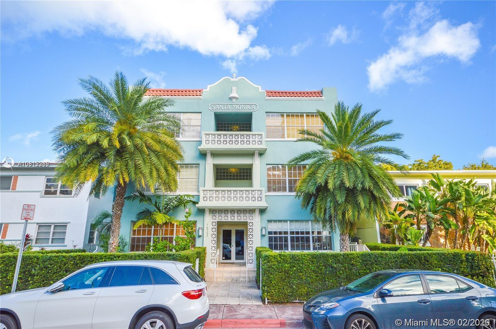 1523  West Ave #202 For Sale A10812289, FL