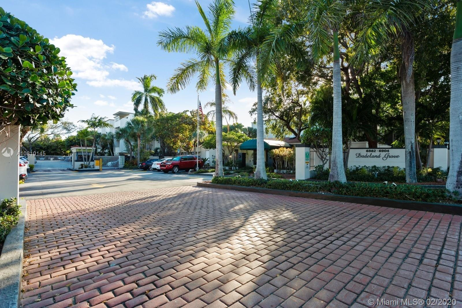6890 N Kendall Dr #B402 For Sale A10810145, FL