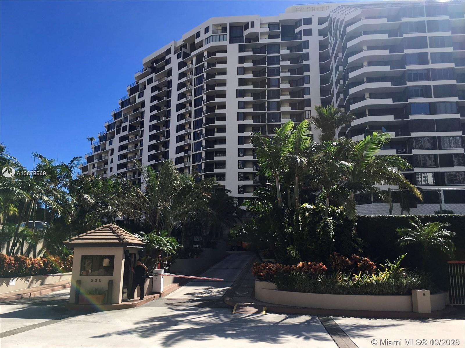 520  Brickell Key Dr #A702 For Sale A10812669, FL