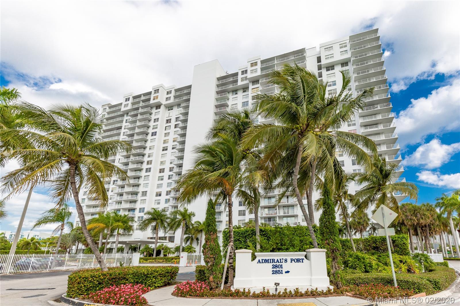 2801 NE 183rd St #2115W For Sale A10812808, FL