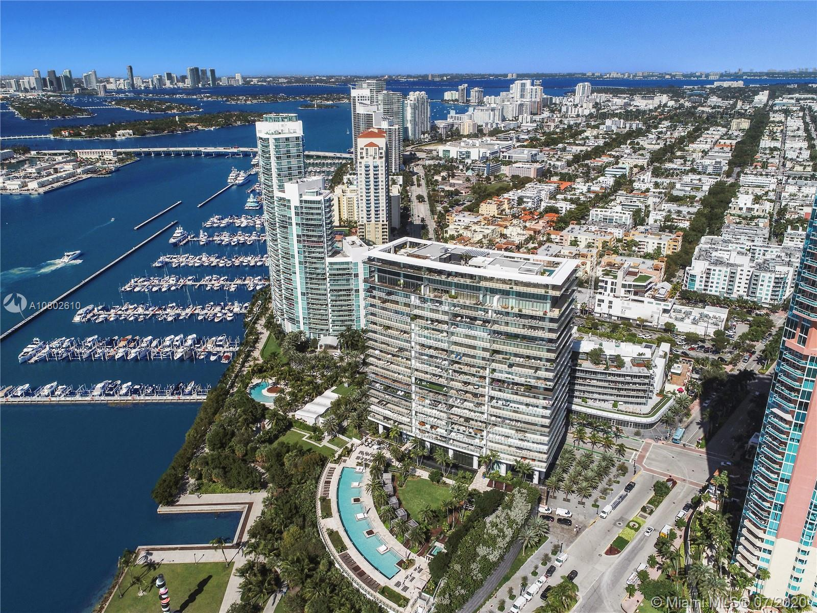 800 S Pointe Dr #901 For Sale A10802610, FL