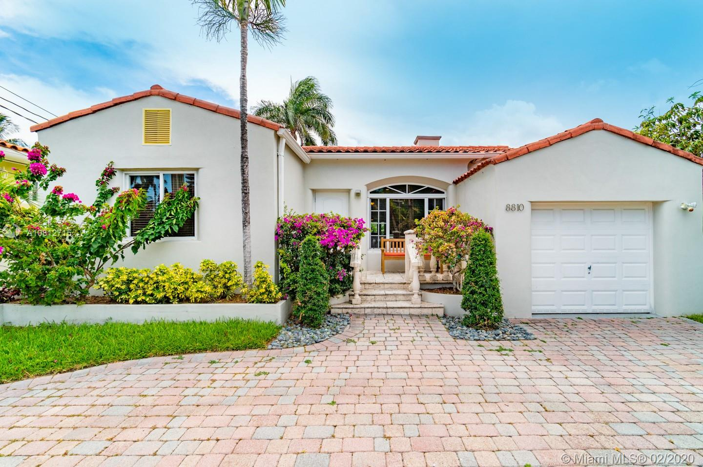 8810  Byron Ave  For Sale A10812715, FL