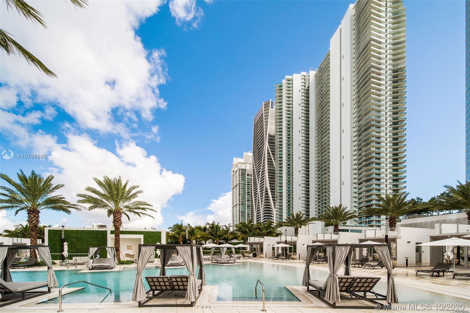 851 NE 1st Avenue #3912 For Sale A10799986, FL