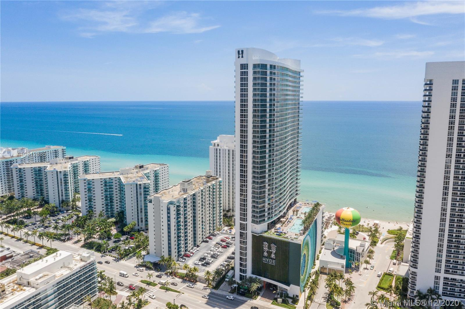 4111 S Ocean Dr #2701 For Sale A10812885, FL