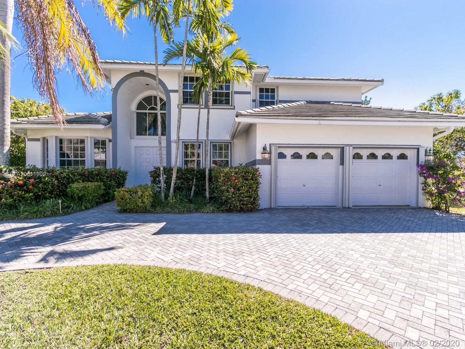 Silver Lakes features many community parks, boat launches, movies in the park nights & holiday events. Safe walking/biking/exercise paths. Excellent schools, walk to community park and pool located directly in front of community. Prestigious Gated Community of The Enclave in West Pembroke Pines. Home is 3300+sq' under air and sits on Large Corner Lot w/10k+sq'. 1st Floor Bedroom and Fully Updated Bath. Formal Entry, Formal Living and Dining Rooms. Updated Kitchen with Breakfast Area. Large Family Room with Wet Bar access. 2nd Floor: Oversized Master en Suite with Updated bath, soaking tub, standing shower and dual vanities. Large 3rd Bedroom and Loft, Updated double vanity bath with dual shower/tub. 2 AC units. Laundry room w/sink. Complete Accordian Hurricane Shutters. Partially Fenced.