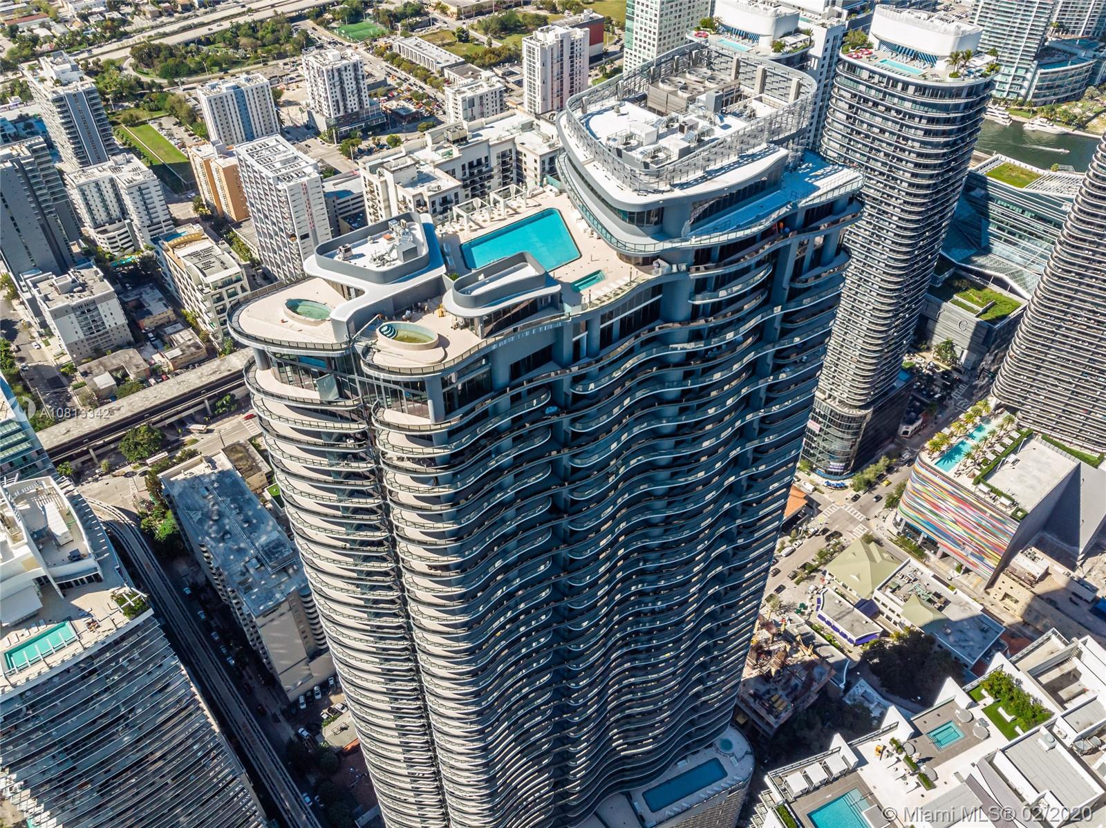1000  Brickell Plaza #2405 For Sale A10813342, FL