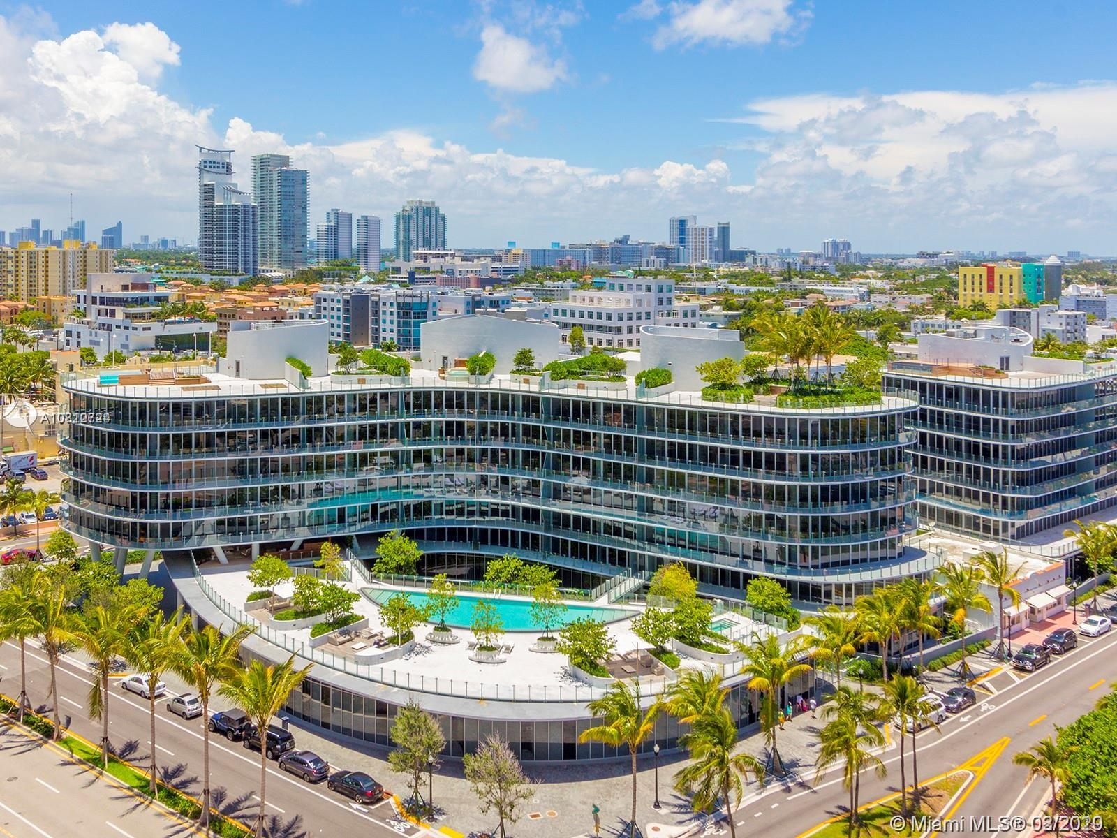 1  Collins Ave #402 For Sale A10812724, FL