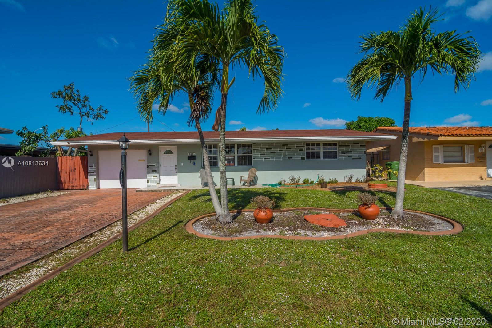 8871 NW 13th St  For Sale A10813634, FL