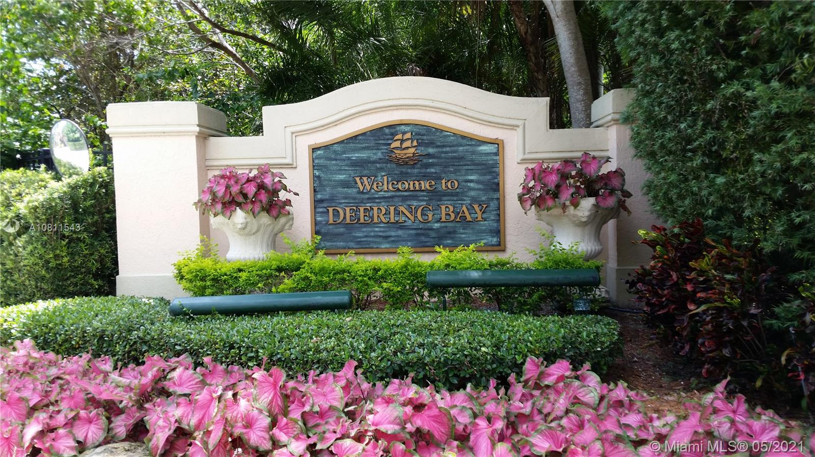 13660  Deering Bay Dr  For Sale A10811543, FL