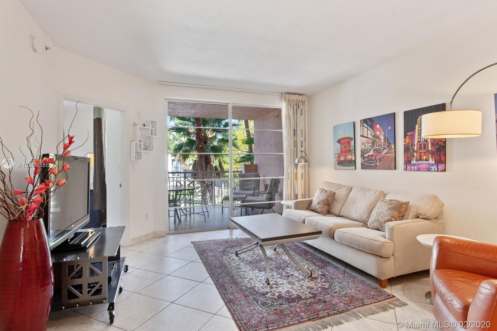 100  Meridian Ave #223 For Sale A10809586, FL