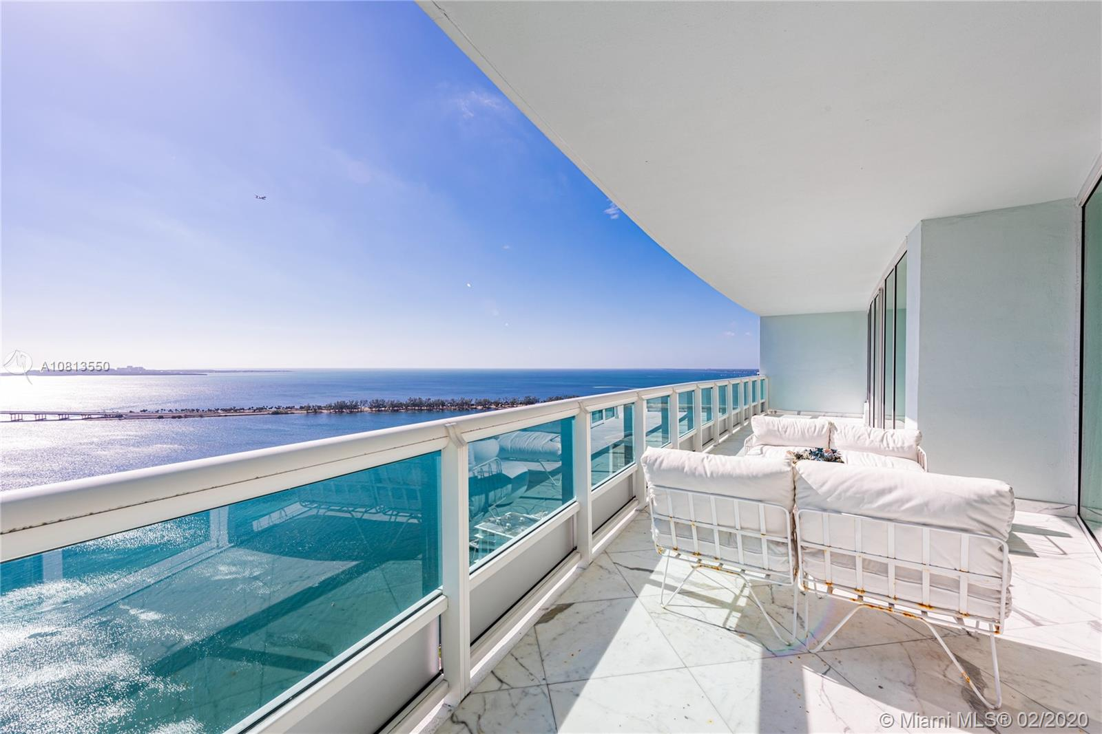 1643  Brickell Ave #3404 For Sale A10813550, FL