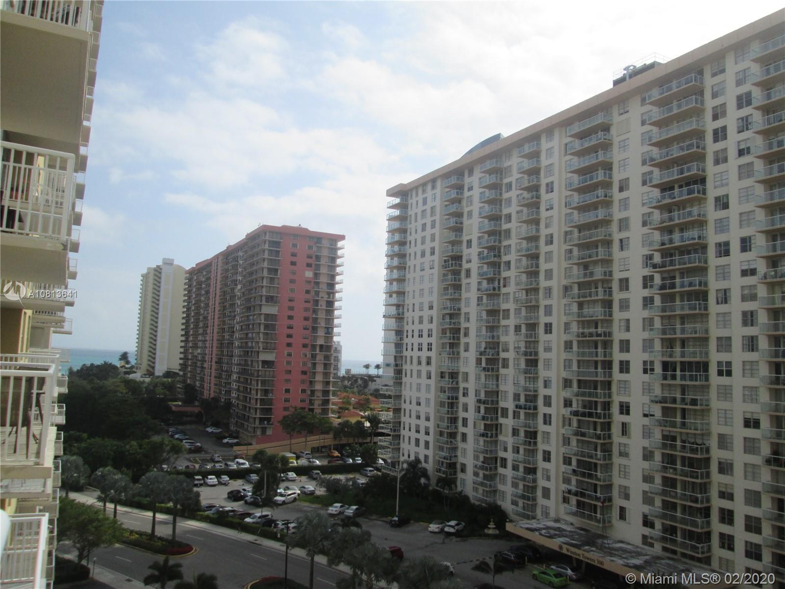231  174th St #1007 For Sale A10813641, FL