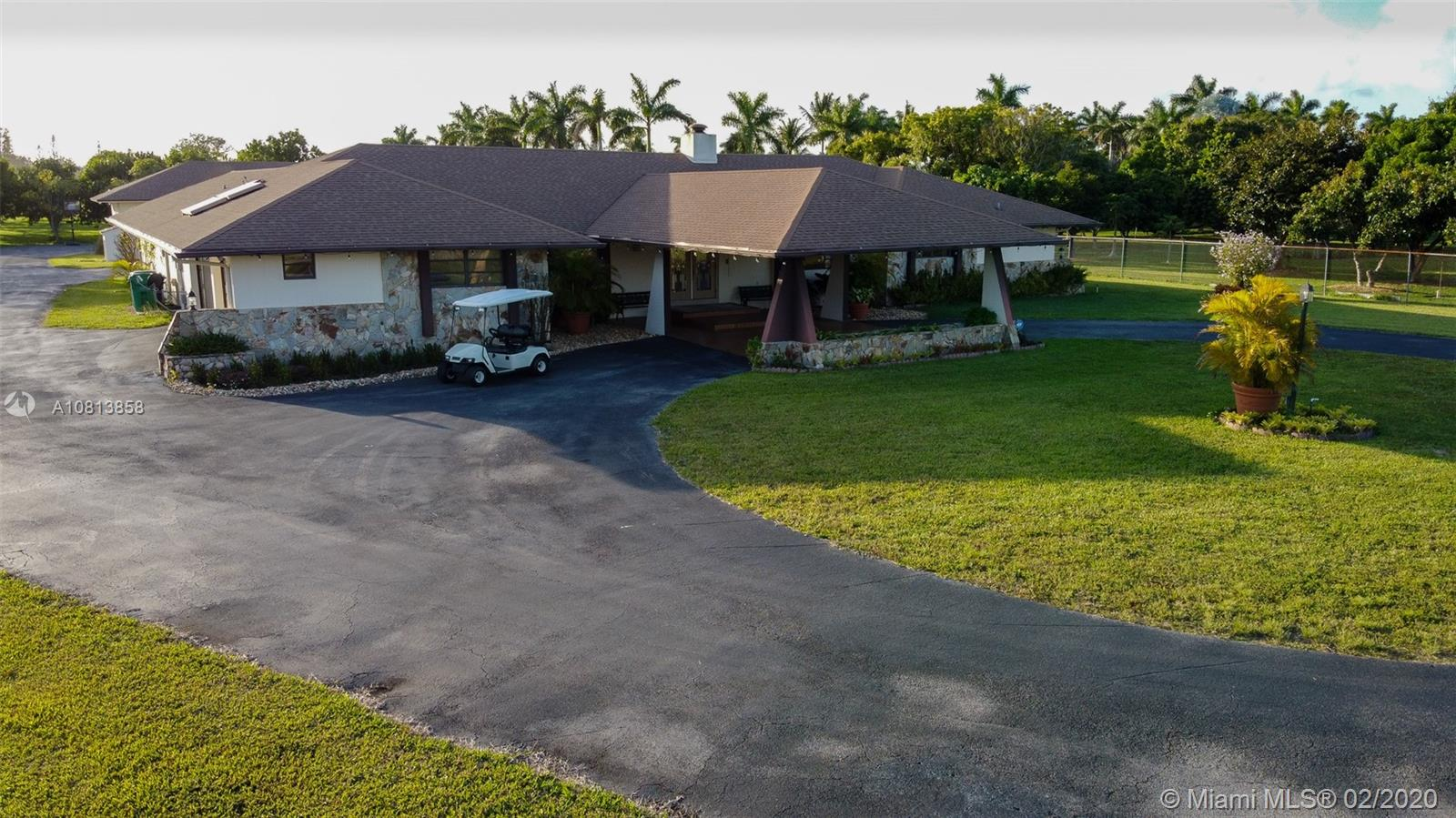 6500 SW 123rd Ave  For Sale A10813858, FL