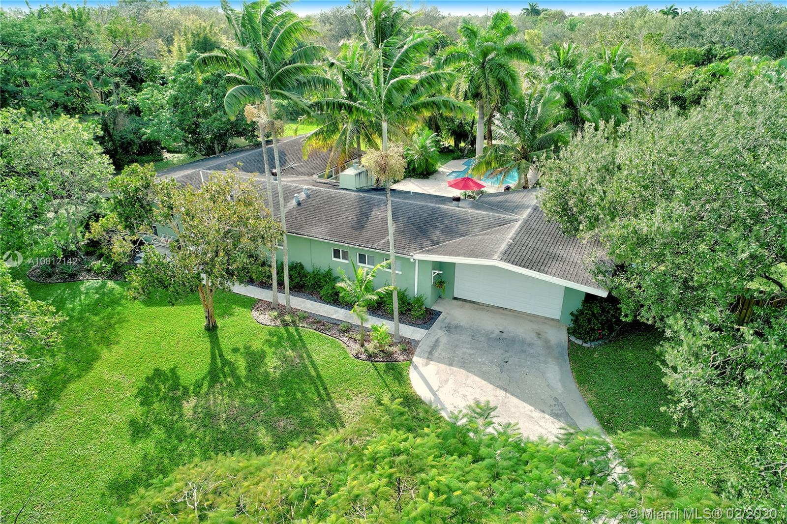 11550 SW 92nd Ave  For Sale A10812142, FL