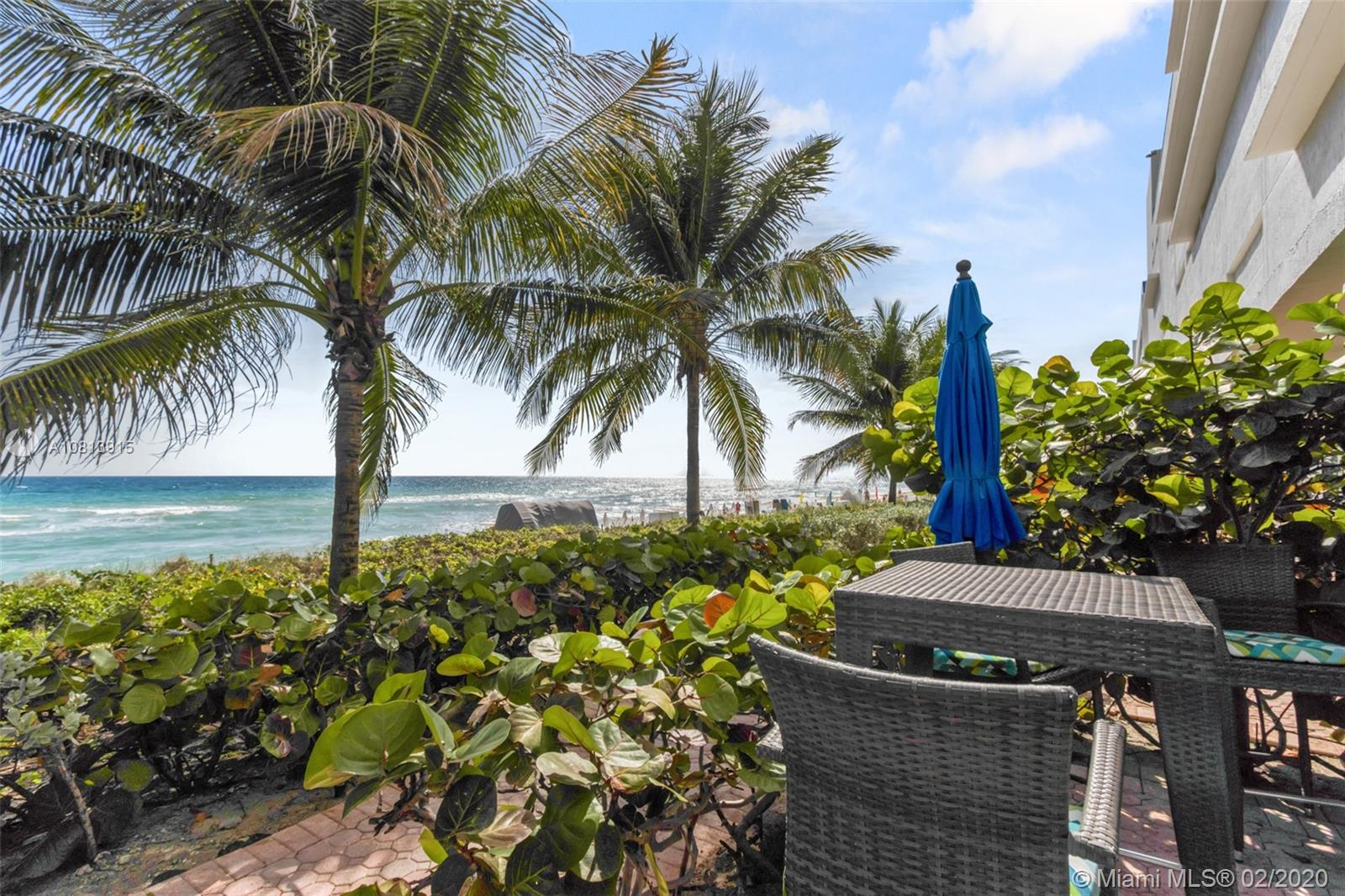 1800 S Ocean Dr #Cabana # 211 For Sale A10813915, FL