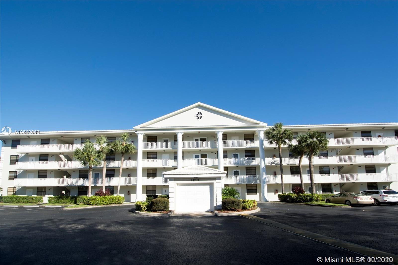 1717  Whitehall Dr #403 For Sale A10812509, FL