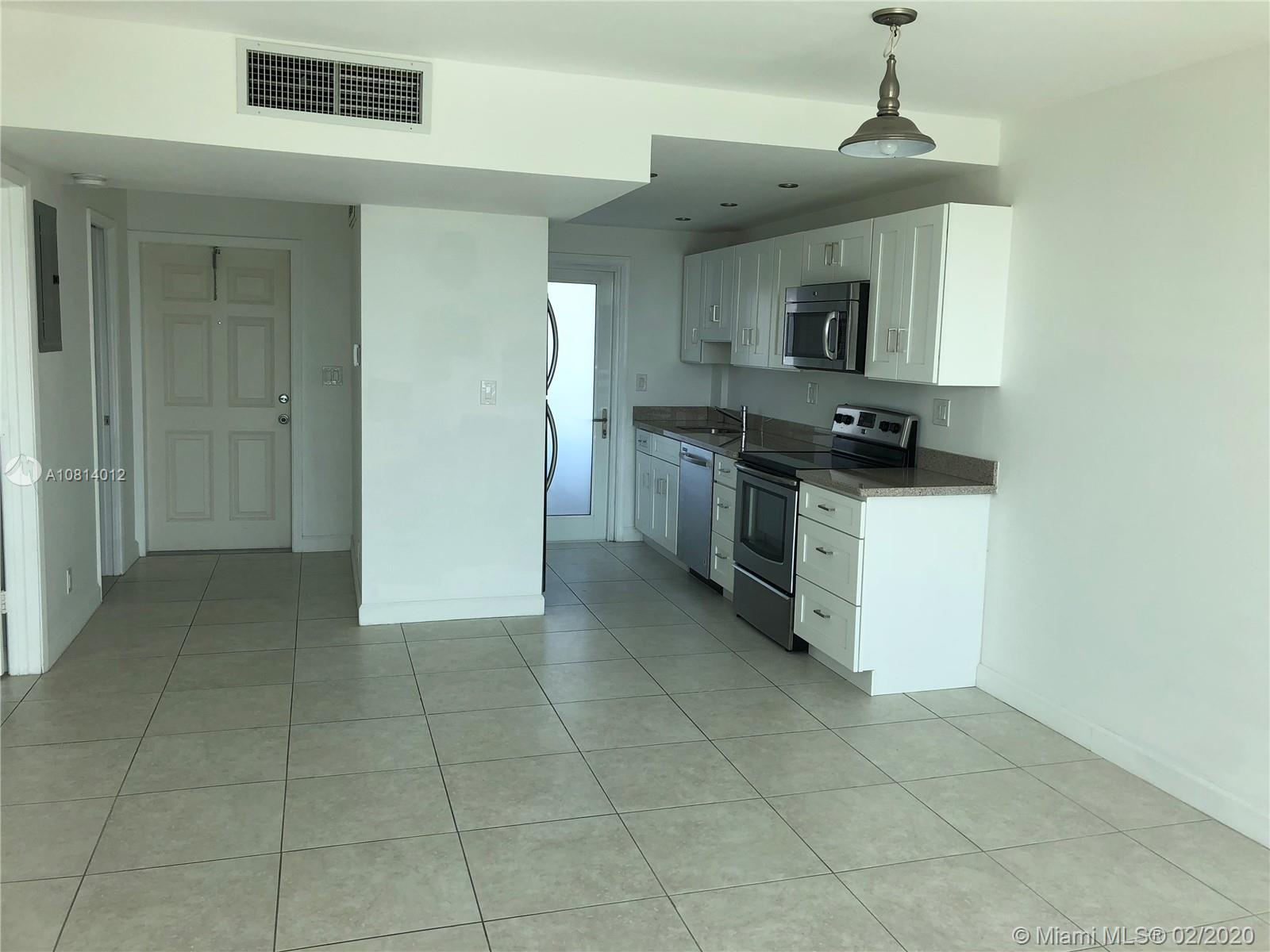Excellent location, remodeled unit with a direct ocean and beach views and great updated amenities . Stainless steel appliances, tankless water heather, new AC and tile floors.