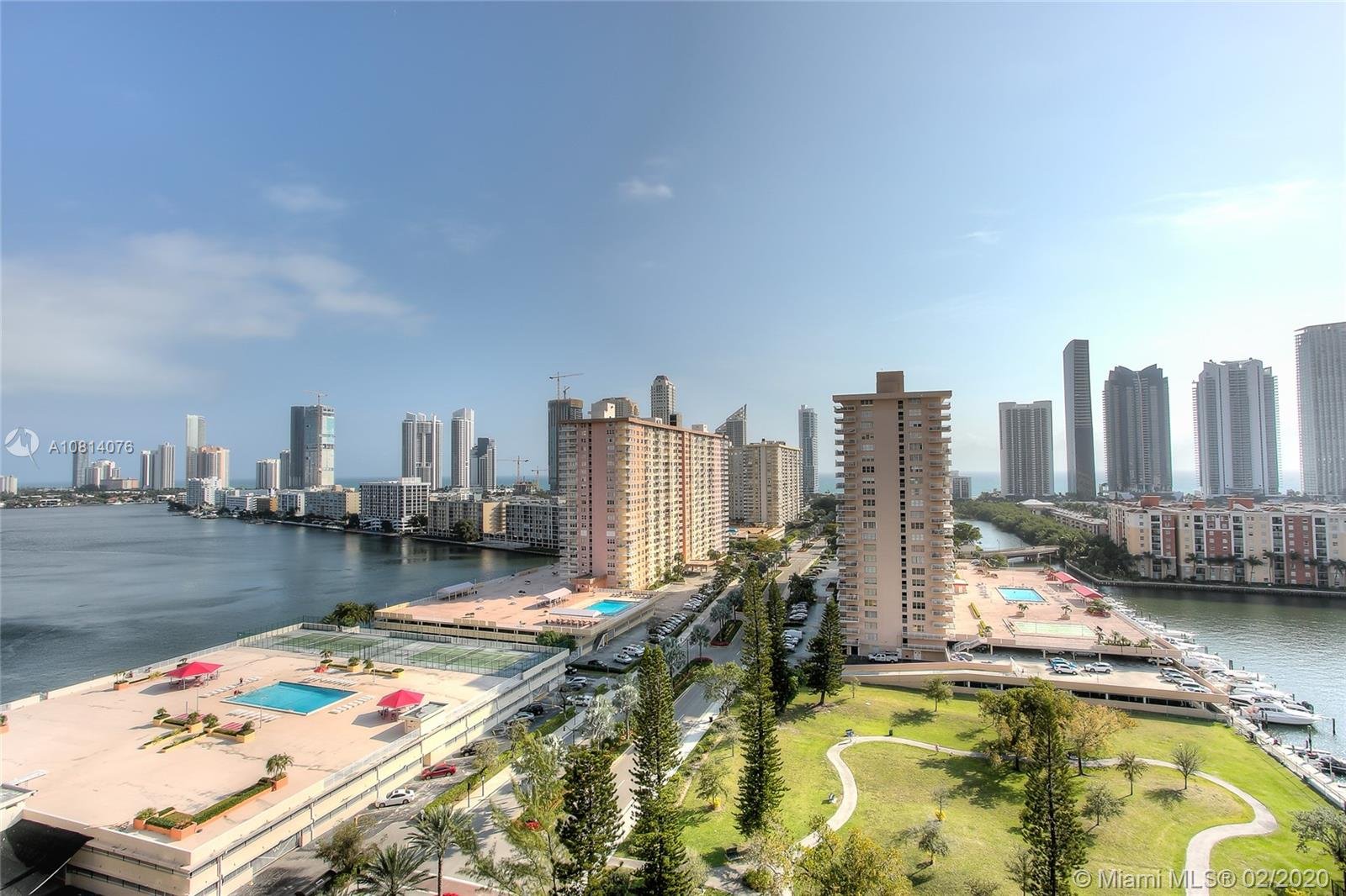 290  174th St #1814 For Sale A10814076, FL
