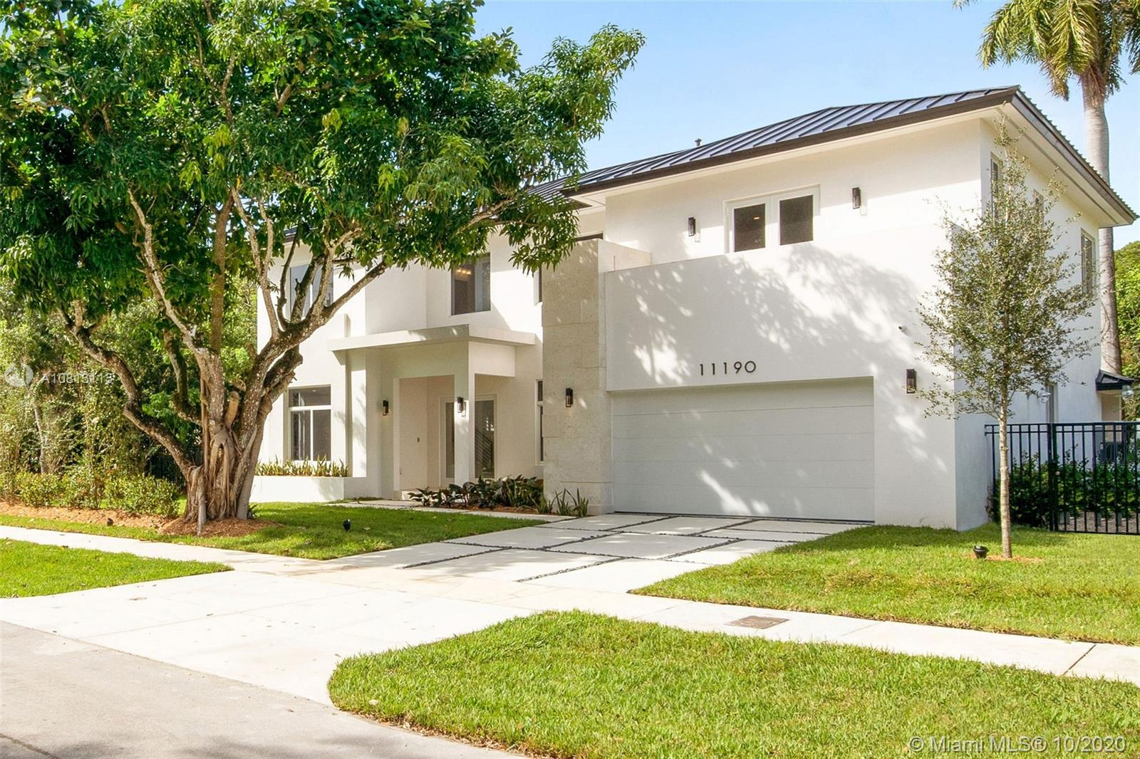 11190 SW 78 Court  For Sale A10813113, FL
