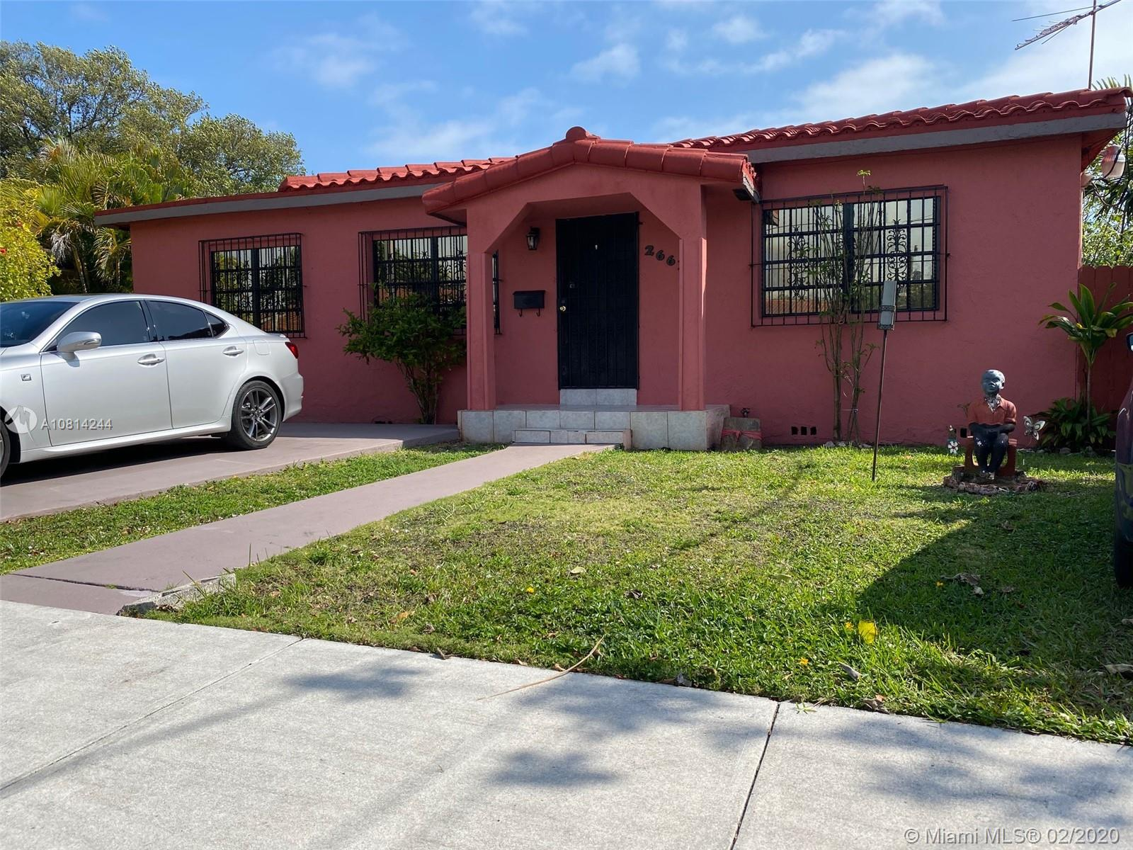 2661 SW 34th Ave  For Sale A10814244, FL