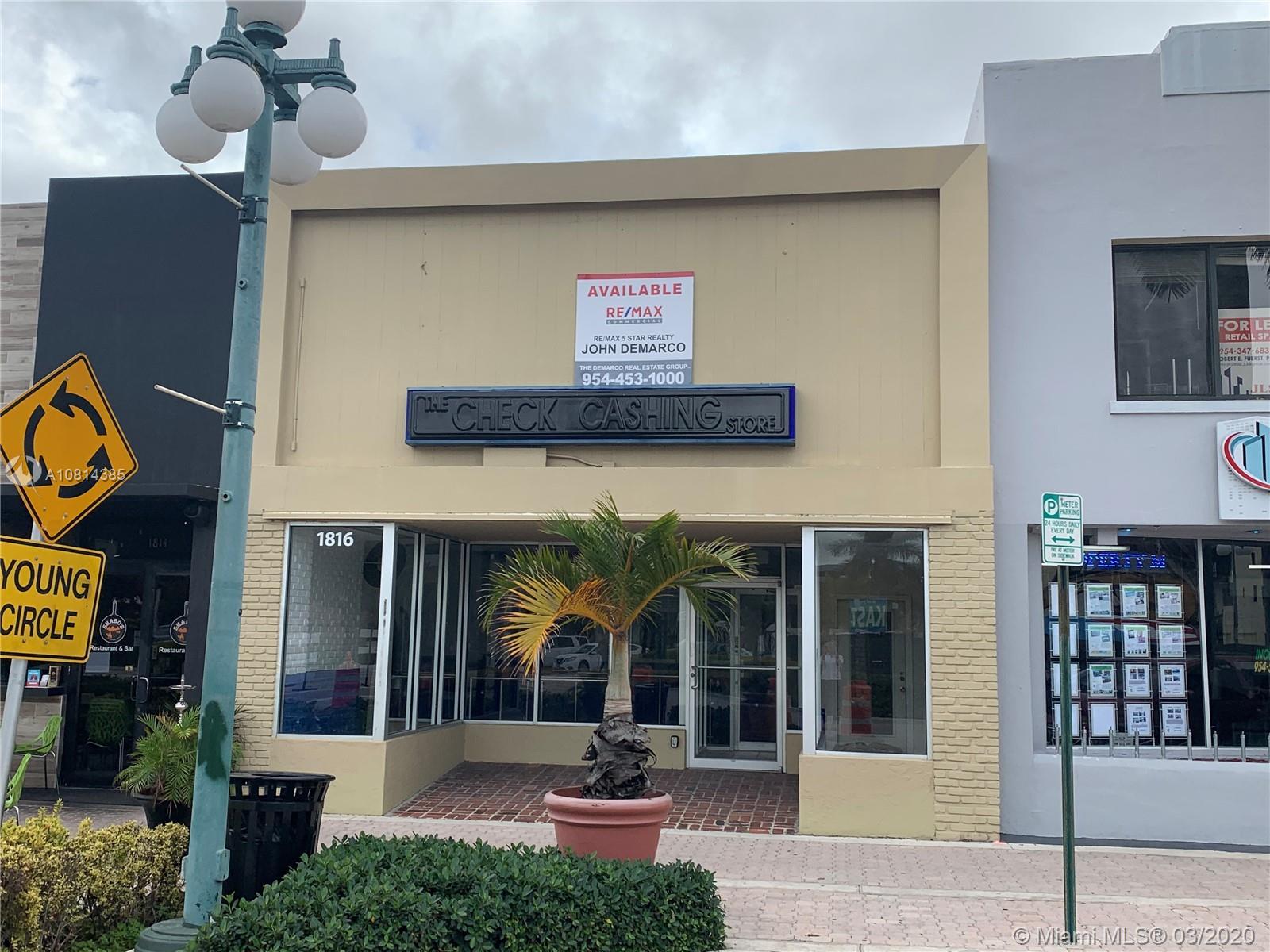 1816 Harrison St, Hollywood, FL 33020