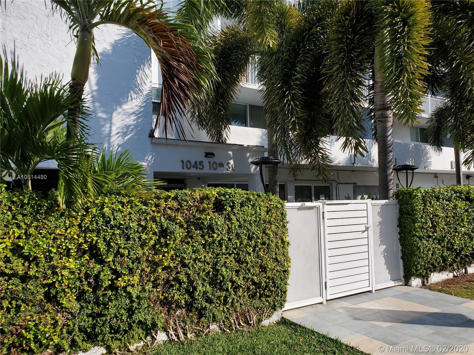 1045  10th St #405 For Sale A10814480, FL
