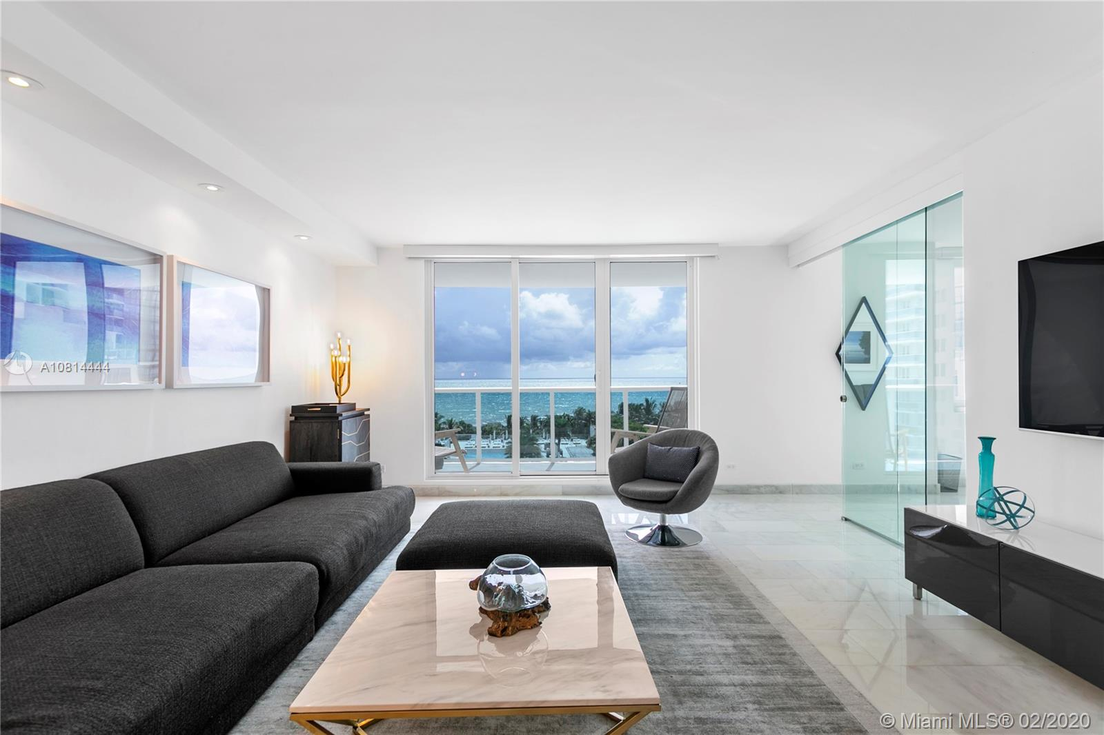 2301  Collins Ave #638 For Sale A10814444, FL