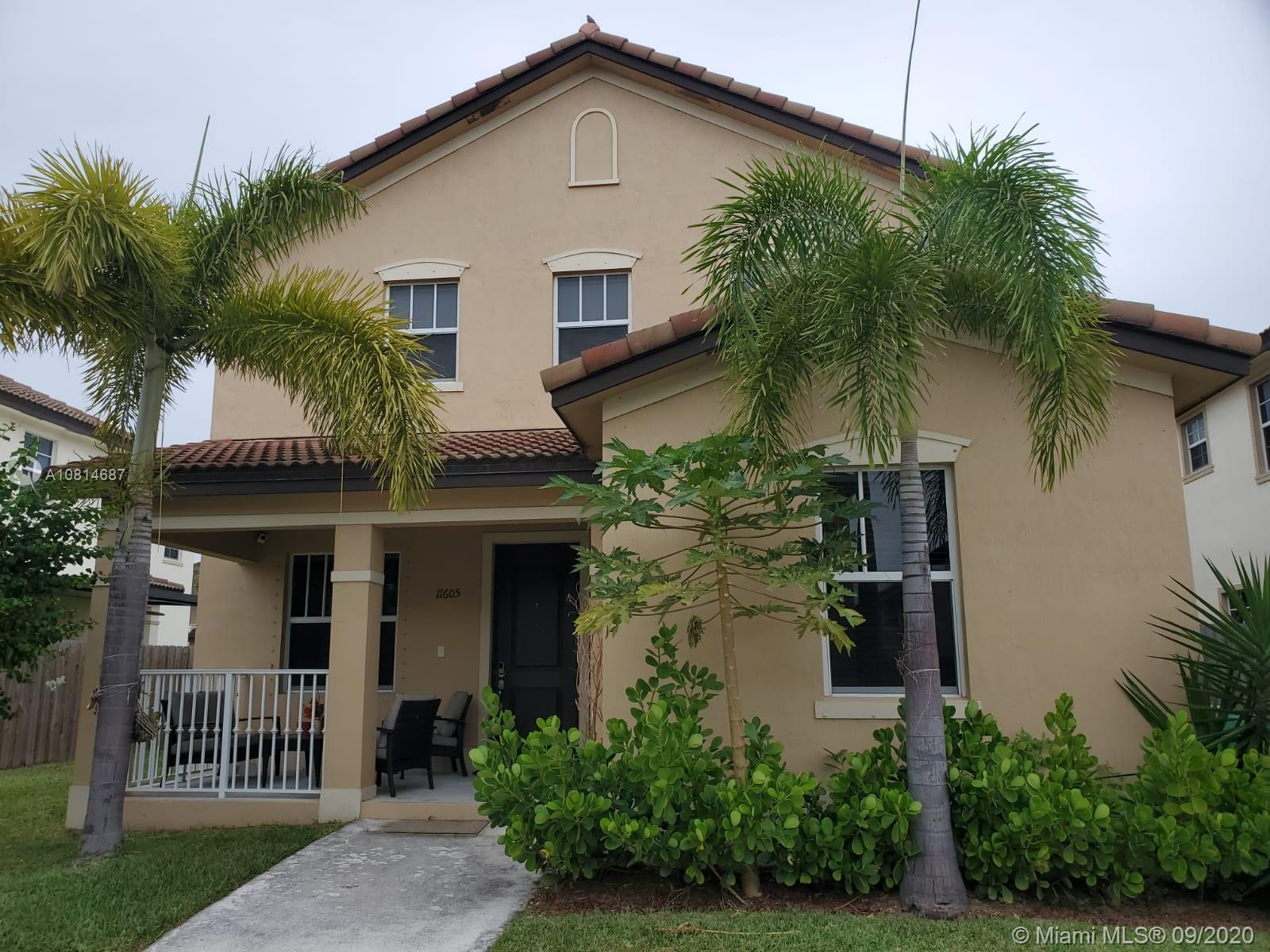 11605 SW 245th Ter  For Sale A10814687, FL